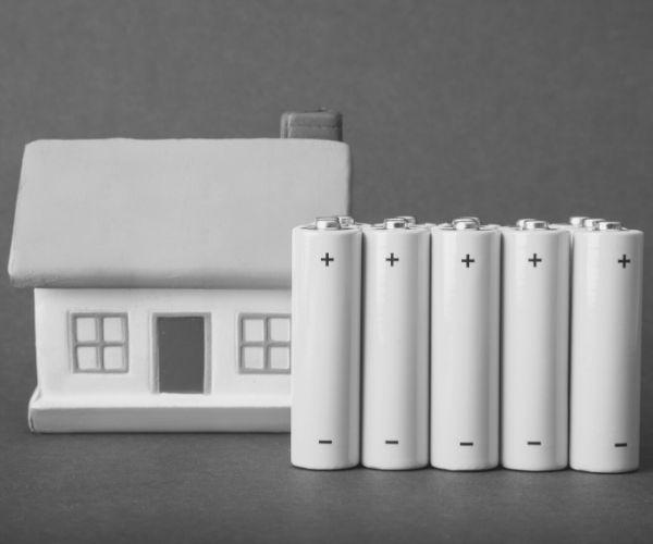 HOME HUISbatterij ik wil schone energie